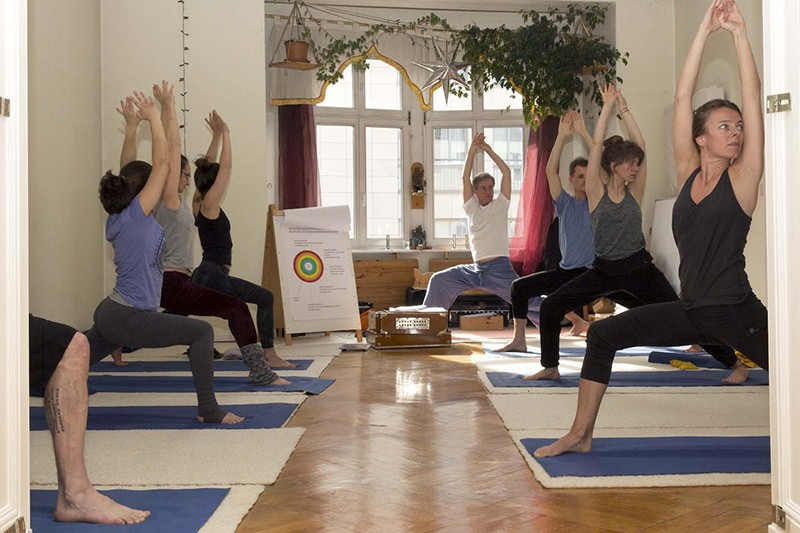 Hatha Yoga Praxis