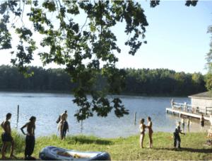 Yoga-Urlaub am See in der Uckermark