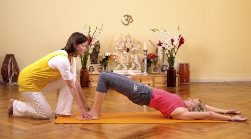Yoga_Therapie in Berlin-Mitte