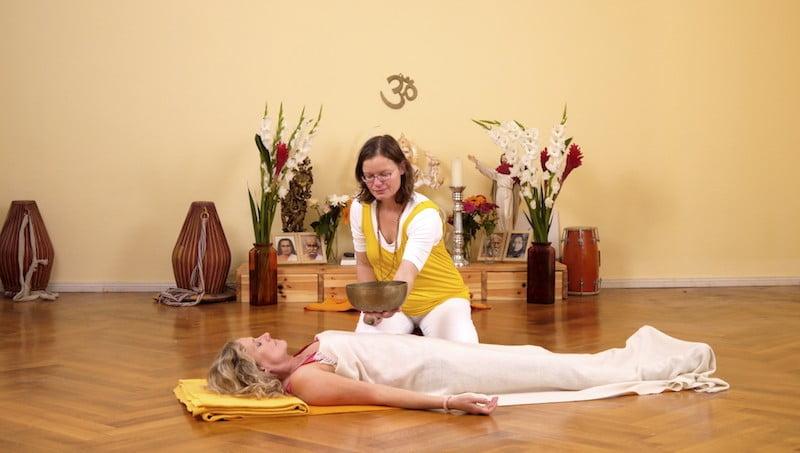 Yogatherapie in Berlin
